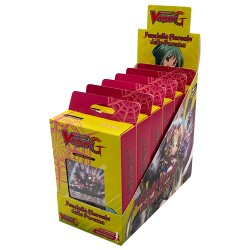 Cardfight!! Vanguard Trial Deck G02: Spadaccino Divino della Stella Splendente Box 6 mazzi IT