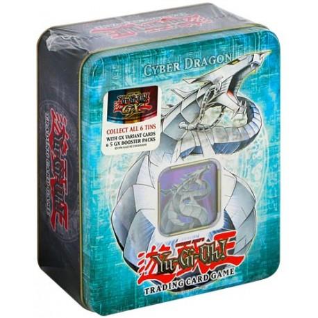 YGO Cyber Dragon Tin ENG 2006 wave 1