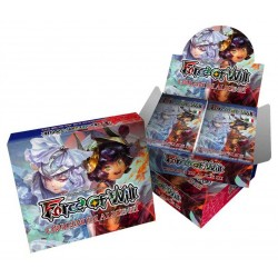 Force of Will Origini di Alice III box 20 buste