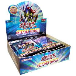Yu-Gi-Oh! Chaos Toon box 24 buste IT