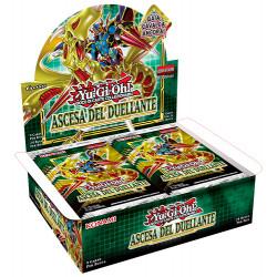 Yu-Gi-Oh! Ascesa del Duellante 1a edizione box 24 buste IT