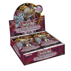 Yu-Gi-Oh! Duellanti Leggendari: Rabbia di Ra 1a edizione box 36 buste ITA