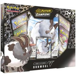 Pokemon Spada e Scudo 3.5 Futuri Campioni Collezione Dubwool-V (IT)