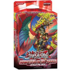 Assalto dei Re del Fuoco structure deck Yu-Gi-Oh! IT