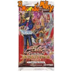 Duelist Pack Yusei 2 1a edizione busta 5 carte