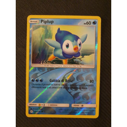 Pokemon Piplup Eclissi Cosmica 54/236