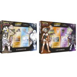 Pokemon Spada e Scudo 3.5 Futuri Campioni Collezione Speciale con Spilla novembre 2020 set coppia (IT)