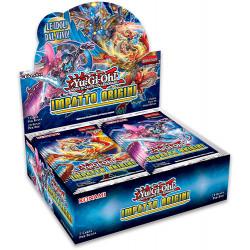 Yu-Gi-Oh! Impatto Origini 1a edizione box 24 buste (IT)