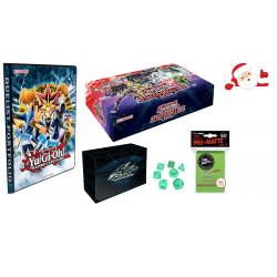Yu-Gi-OH! pacchetto Natale Attacco Eroi