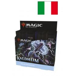 WOTC Magic Kaldheim Collector Booster Box 12 buste (IT)