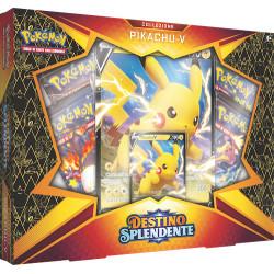 Pokemon Spada e Scudo 4.5 Destino Splendente Collezione Pikachu-V (IT)