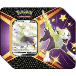 Pokemon BOLTUND-V Tins da collezione Spada e Scudo 4.5 Destino Splendente (IT)