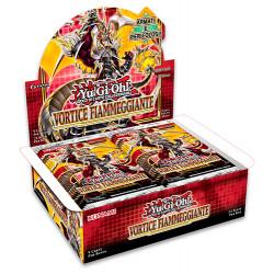 Yu-Gi-Oh! Vortice Fiammeggiante 1a edizione box 24 buste (IT)