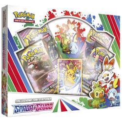 Pokemon Spada e Scudo Starter Figure Box (IT)