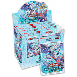 Yu-Gi-Oh! Catene di Gelo 1a edizione box 8 structure deck