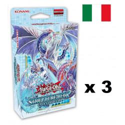 Yu-Gi-Oh! Catene di Gelo 1a edizione 3 x structure deck