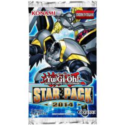 Star Pack 2014 1a edizione busta 3 carte