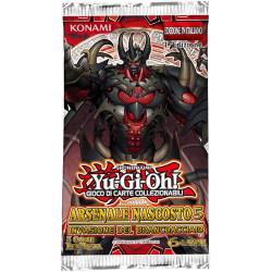 Arsenale Nascosto 5: Invasione del Brancoacciaio 1a edizione 5 carte