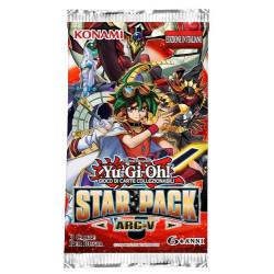 Star Pack ARC-V 1a edizione busta 3 carte