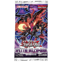 Spettri dell'Ombra unlimited busta 9 carte