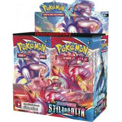 Pokemon Spada e Scudo STILI DI LOTTA box 36 buste (IT)