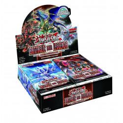 Yu-Gi-Oh! Battaglie delle Leggende ARMAGEDDON box da 24 buste (IT)