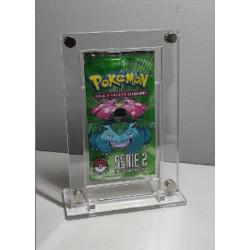 Teca Protettiva in Plexiglass Bustina Pokemon/Digimon/YUGiOh/Magic e vari GCC