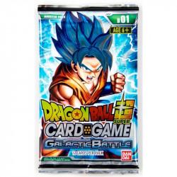 Dragon Ball Super Galactic Battle Set 01 busta (EN)