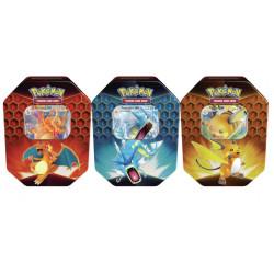 Pokemon Tin Set Hidden Fates Set 3 tin
