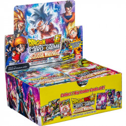 Dragon Ball Super Colossal Warfare Set 04 booster box 24 buste (EN)