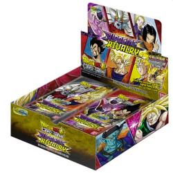 Dragon Ball Union Warrior Series Set 4 Supreme Rivalry box 24 buste