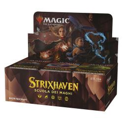 Magic Strixhaven: Scuola dei Maghi Draft Booster box 36 buste (IT)