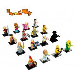 Serie completa - Lego Minifigures 17