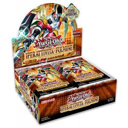 Yu-Gi-Oh! Iperattività Fulmine 1a edizione box 24 buste