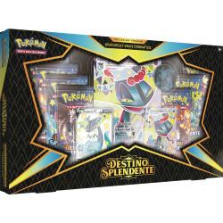 Pokemon Spada e Scudo 4.5 Destino Splendente Dragapult VMAX Cromatico Collezione Premium