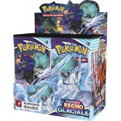 Pokemon Spada e Scudo Regno Glaciale box 36 buste (IT)
