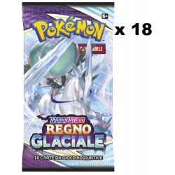 Pokemon Regno Glaciale 18 buste (IT)