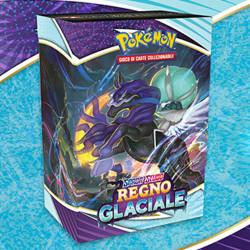 Pokemon SeS Regno Glaciale Pre-Release Kit (IT)