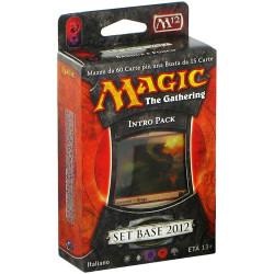 MAGIC INTRO PACK SET BASE 2012 SANGUE E FUOCO ita seconda scelta
