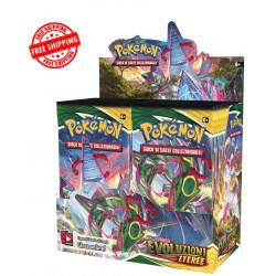 Pokemon Evoluzioni Eteree Box da 36 Buste (IT)