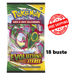 Pokemon Evoluzioni Eteree 18 Buste (IT)