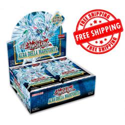 Yu-Gi-Oh! Alba della Maestosità 1a edizione box 24 buste
