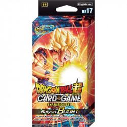 Dragon Ball Super Expansion 17 Set Saiyan Boost BE17