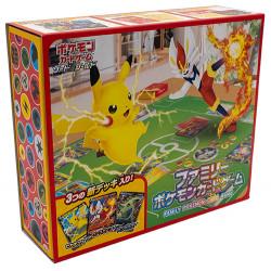 Pokemon Sword and Shield Family Card Game Box (JP)