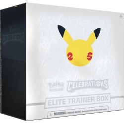Pokemon Celebration Elite Trainer Box (EN)