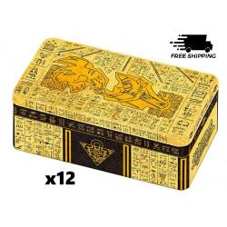 YU-GI-OH! Tin Set 2021- Case 12 Tins delle Antiche Battaglie 2021 (IT)