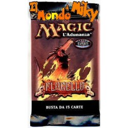 Magic Flagello busta 15 carte