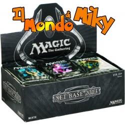 Magic Set Base 2013 BOX 36 buste
