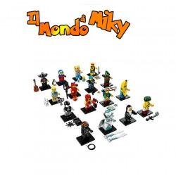 Serie completa Lego minifigures 16