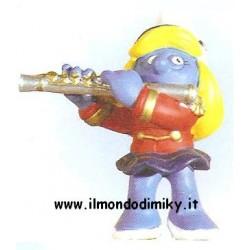 2.0487 Puffetta con Flauto Traverso